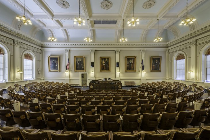 New Hampshire legislature