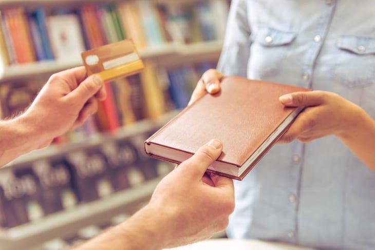 bookstore purchase