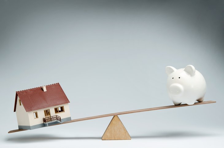 home costs exceeding savings
