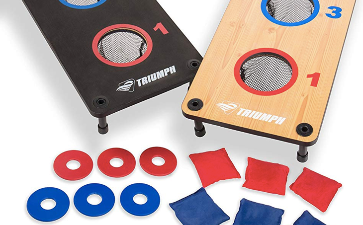 Beanbag toss by Triumph Sports