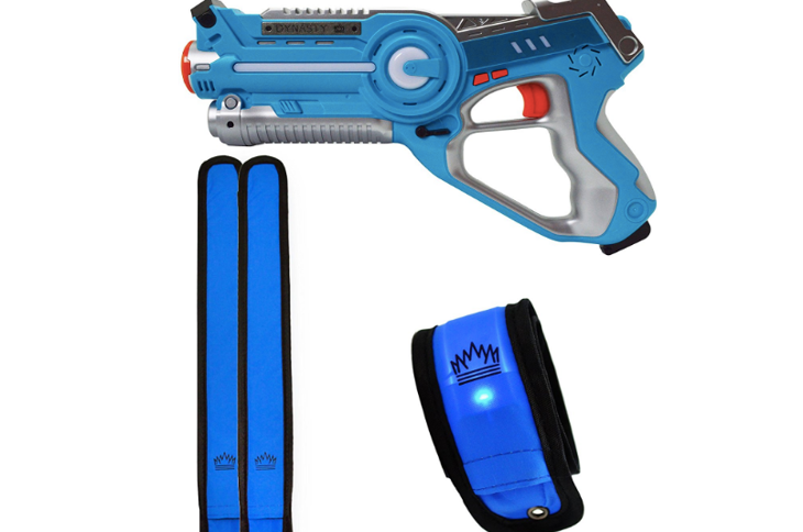 Laser tag game by Dynasty Toys
