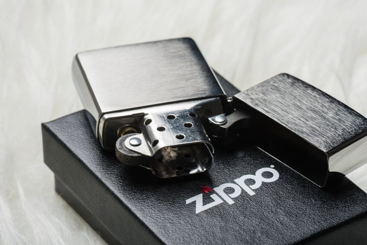 Zippo windproof lighters