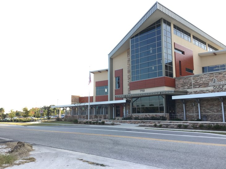 Gulf Gate Library, Sarasota, Florida