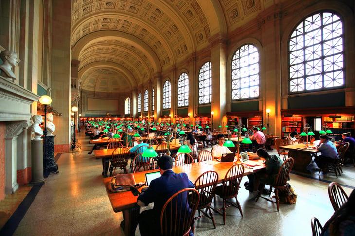 Boston Public Libraries