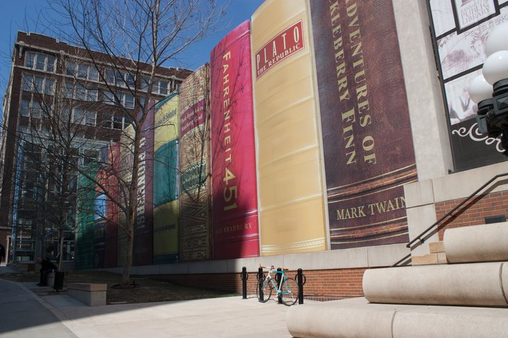 Kansas City, Missouri Public Library
