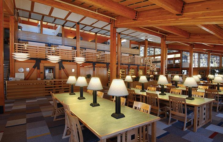 Prim Library, Sierra Nevada College, Nevada
