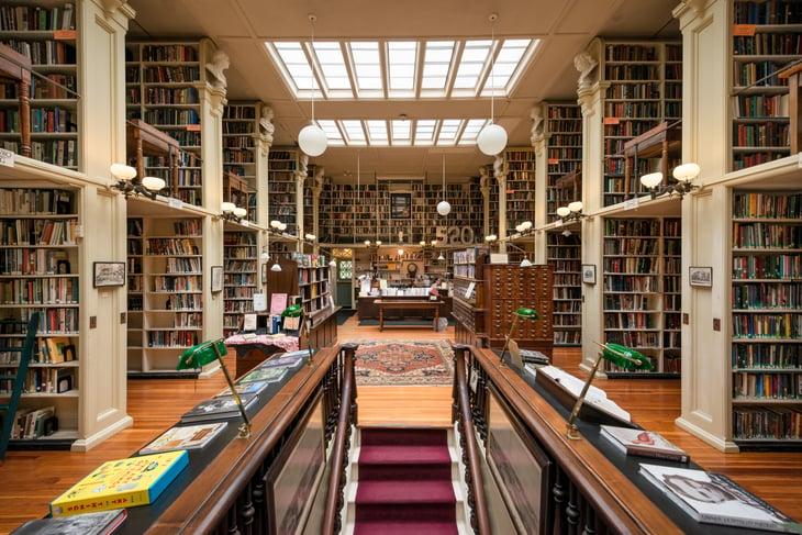The Providence Atheneum