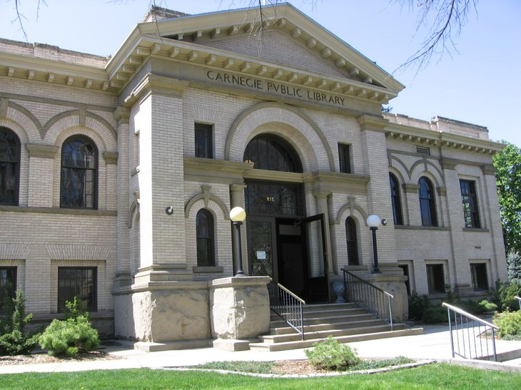 Boise Idaho Library