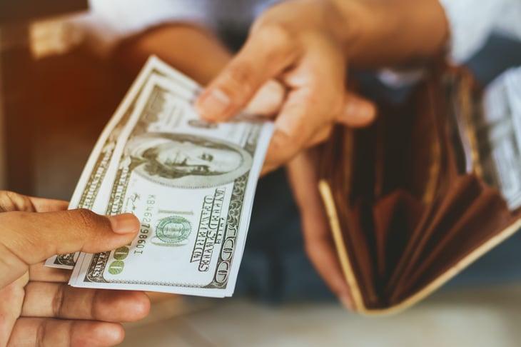 spending cash