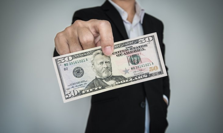 earning cash