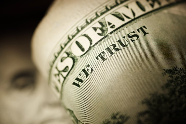 Cash and trust