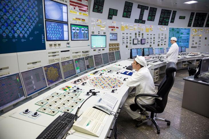 Nuclear power plant tech