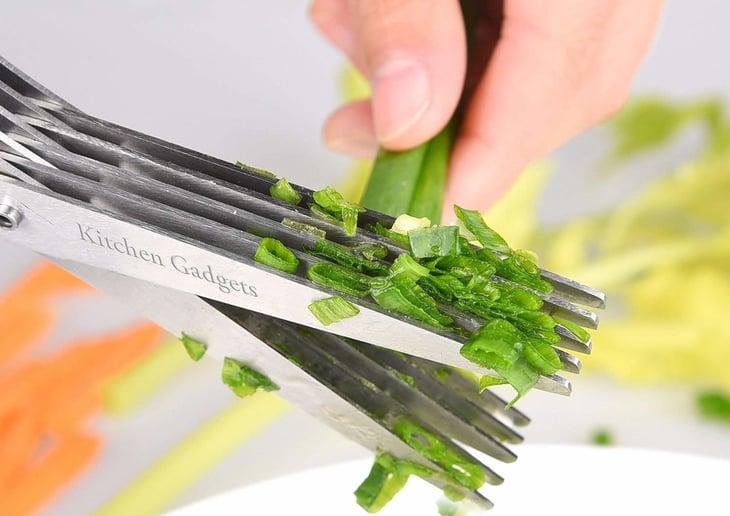 Kitchen Gadgets Herb Scissors