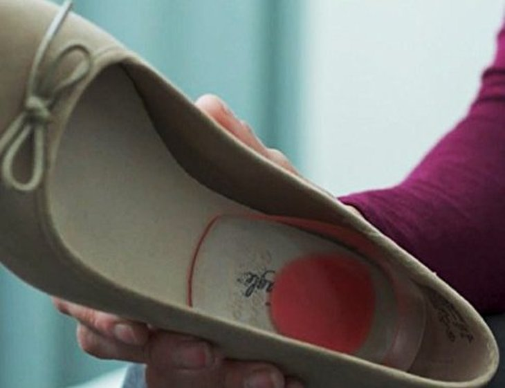 Armstrong Amerika Gel Heel Cups Plantar Fasciitis Inserts