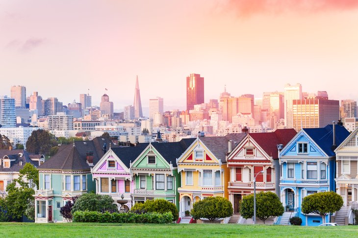 Homes in San Francisco, California
