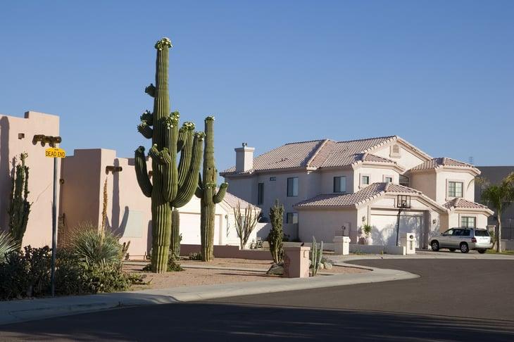 Homes in Phoenix, Arizona