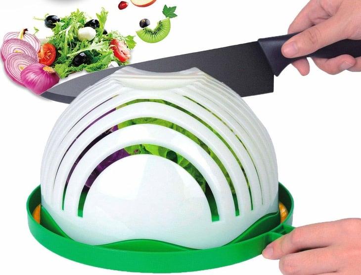 AngLink Salad Cutter Bowl