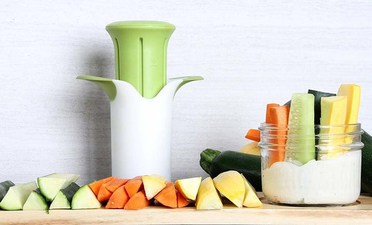 Microplane Veggie Wedgie Slicer