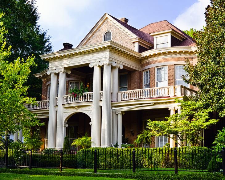 Alabama historical mansion