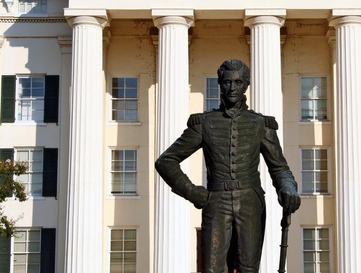 Jackson Mississippi governors mansion