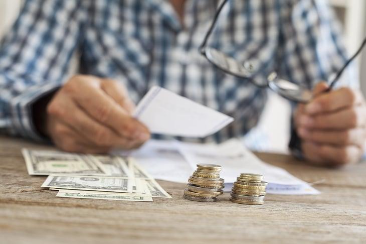 Analyzing current finances