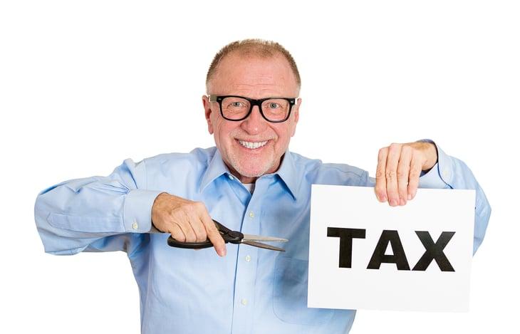 Cutting taxes