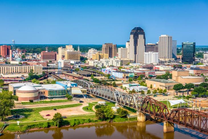 Shreveport, Louisiana