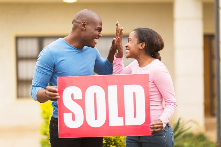 Couple that sold home