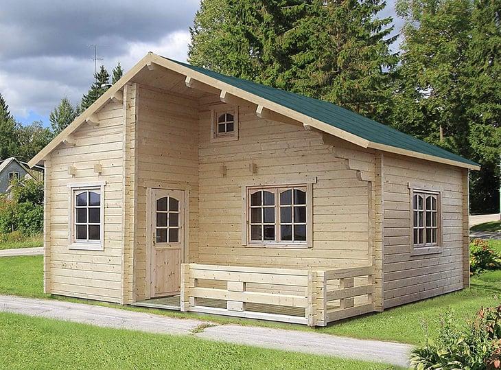 Allwood Ranger Cabin