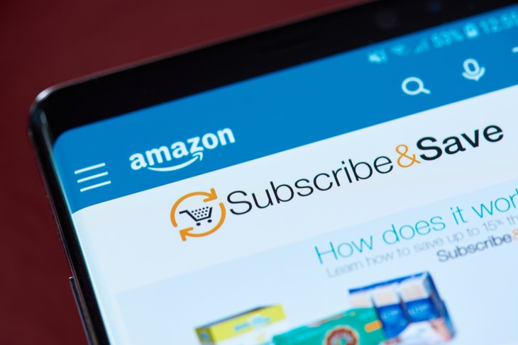 Amazon's Subscribe & Save feature