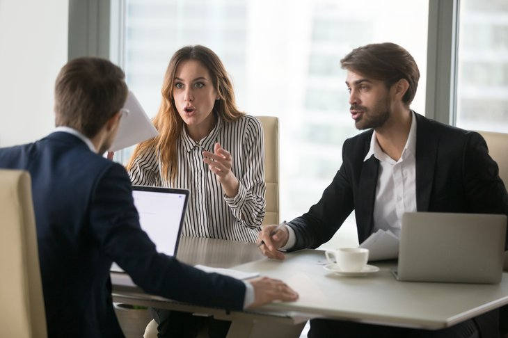 Negotiating conflict in the workplace
