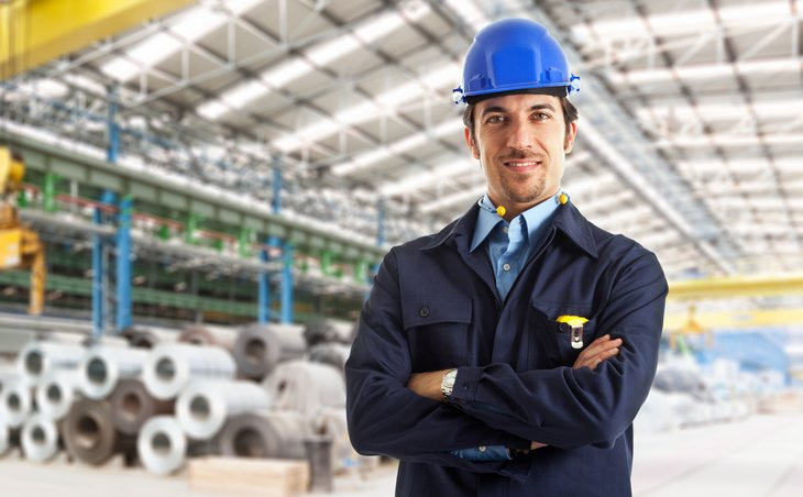 Industrial manager