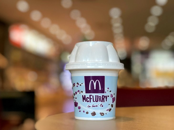 Mcdonald's McFlurry