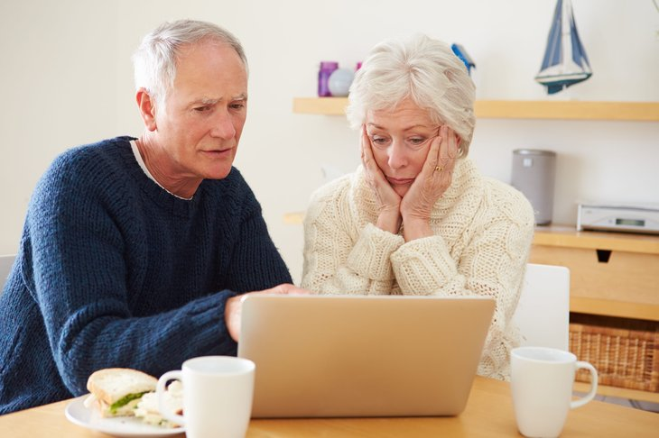 retirees worry about Social Security