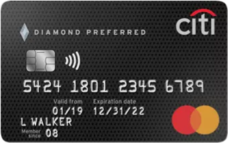 Citi Diamond Preferred