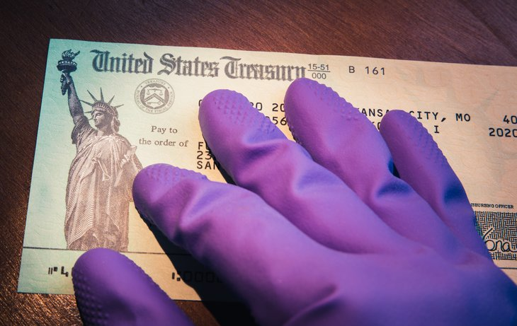 Coronavirus stimulus payment