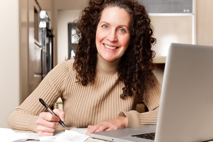 Bookkeeper at home