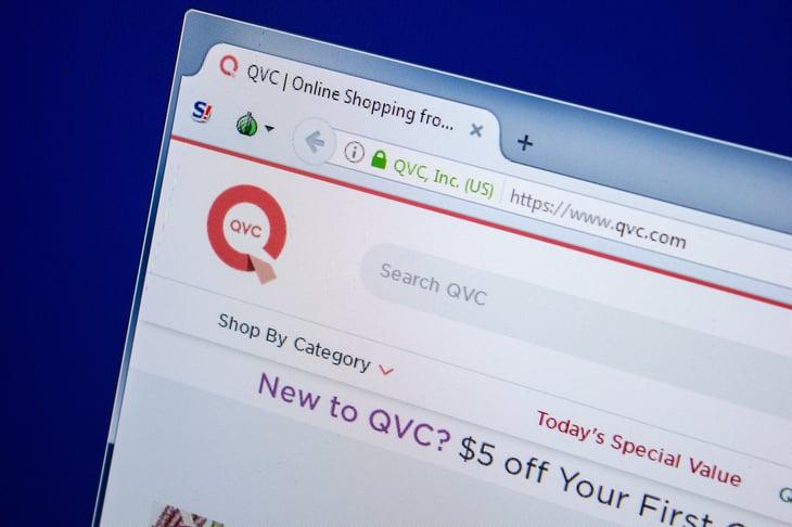 QVC website