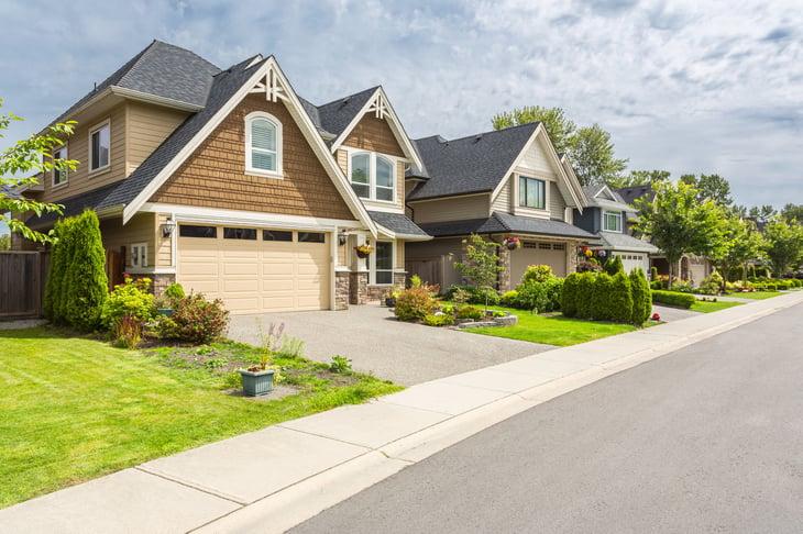 Homes in neighborhood