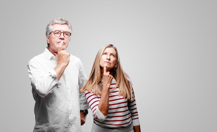 Older couple wonders when they can retire
