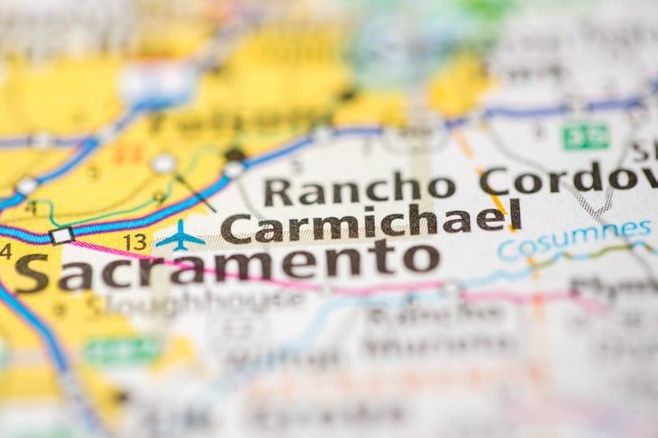 Carmichael, California
