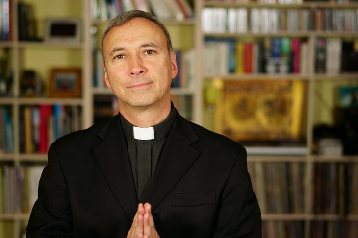 Catholic clergyman