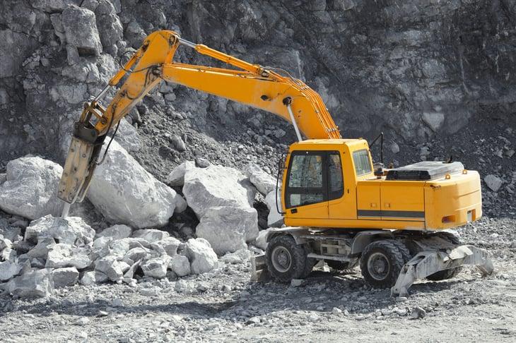 Quarry Rock Splitter