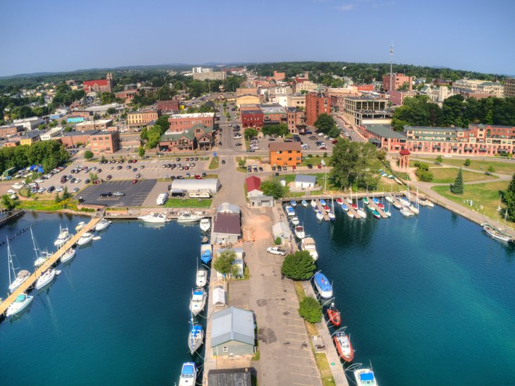 Marquette Michigan