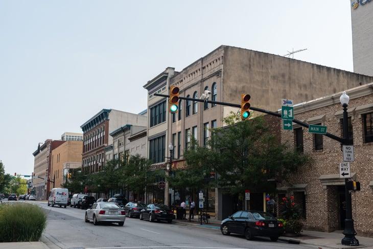 Lafayette Indiana