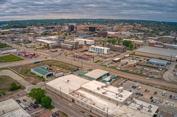Sioux City Iowa