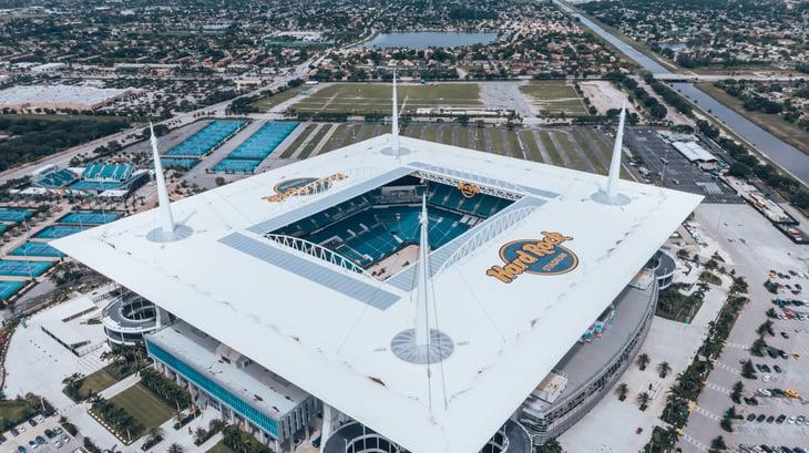 Miamia Gardens Florida Miami Dolphins NFL