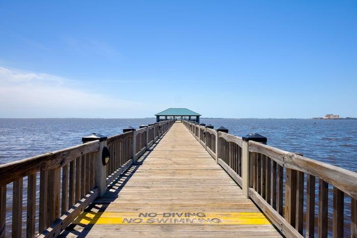 Ocean Springs Mississippi