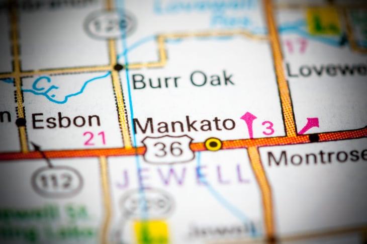 Mankato, Kansas