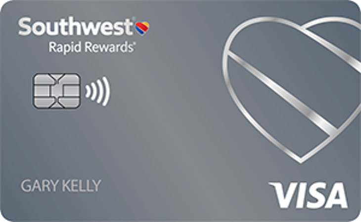 Southwest Airlines Rapid Rewards Plus Credit Card